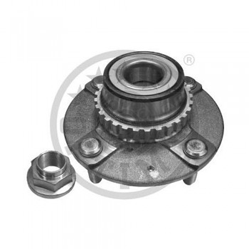 OPTIMAL Ložisko kola HYUNDAI zadní ACCENT 94-96 +ABS
