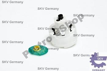 Palivové čerpadlo AUDI A6 VW PASSAT B5 - kompletní