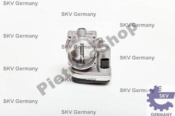 Škrticí klapka BMW 3 E46 330i 5 E39 530i X3 X5 Z4