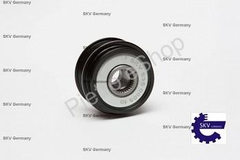 Volnoběžná řemenice AUDI VW SKODA 230302