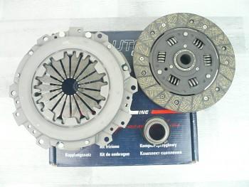 Spojka RENAULT 19 I II 21 CLIO I RAPID diesel - kompletní