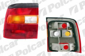 Světla světlo zadní OPEL VECTRA A sedan 92-95