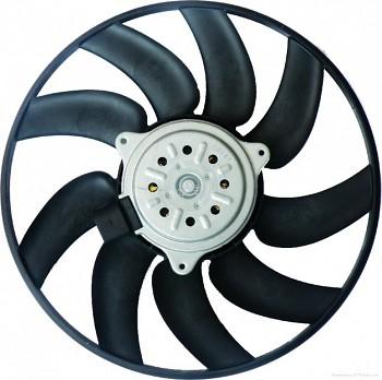 Ventilátor AUDI A4 (B8/8K) 2.0TDI 2.7TDI 3.0TDI