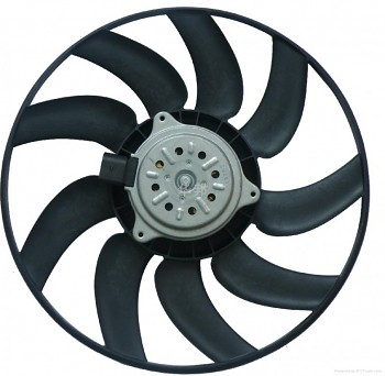 Ventilátor AUDI A4 (B8,8K) 2.0TDI 2.7TDI 3.0TDI VALEO