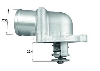 Termostat ALFA ROMEO 155 (167) 156 (932) 166 (936) GT (937) (87°)