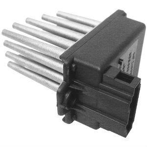 Předřadný odpor, regulátor topení AUDI A6 97-05