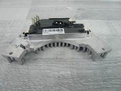 Předřadný odpor, regulátor topení PEUGEOT 806 EXPERT