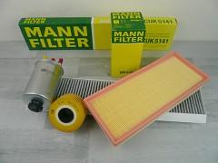 Sada filtrů FORD MONDEO III Mk3 2.0TDCi