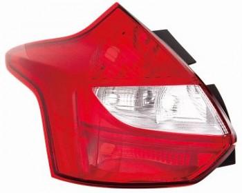 Světlo zadní FORD FOCUS III HB 10- LED