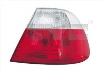 Světlo zadní BMW 3 E46 COUPE/CABRIO 99-03 vnější červeno-bílé