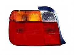 Světlo zadní BMW 3 E36 COMPACT 90-00 červeno-bílo-oranžové