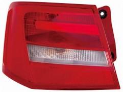 Světlo zadní AUDI A6 C7 SEDAN 11- vnější