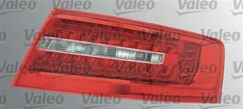 Světlo zadní AUDI A6 C6 SEDAN 08-11 vnější LED