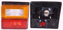 Světlo zadní AUDI 100/200 C3 SEDAN 82-91 vnitřní
