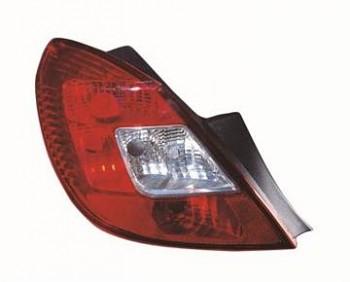 Světlo zadní OPEL CORSA D 5D 06-11