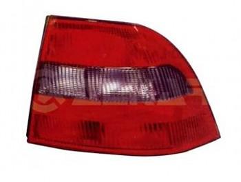 Světlo zadní OPEL VECTRA B SDN/HB 95-98 kouřové