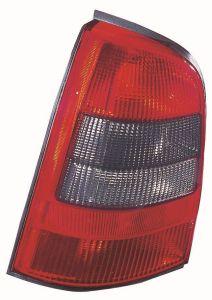 Světlo zadní OPEL VECTRA B KOMBI 95-03 kouřové