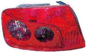 Světlo zadní PEUGEOT 407 SDN 04-10