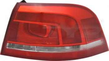 Světlo zadní VW PASSAT B7 KOMBI 10- vnější