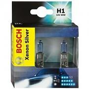 Žárovky H1 BOSCH Xenon Silver - sada 2ks