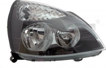 Světlo přední RENAULT CLIO II/STORIA/CAMPUS 01-03