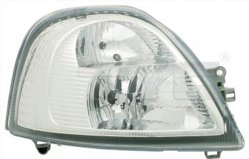 Světlo přední OPEL MOVANO X70 04-10