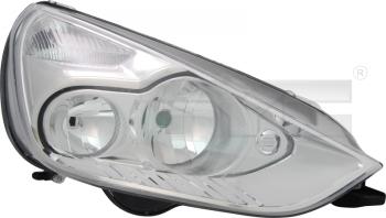 Světlo přední FORD GALAXY S-MAX WA6 06-