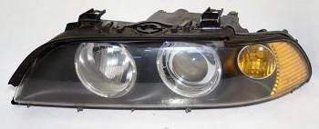 Světlo přední BMW 5 E39 00-04 oranžové