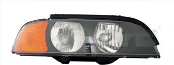 Světlo přední BMW 5 E39 96-00