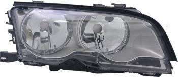 Světlo přední BMW 3 E46 99-01