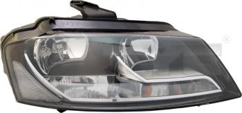 Světlo přední AUDI A3 8P 08-12