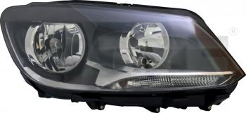 Světlo přední VW TOURAN 1T3 10- H15+H7