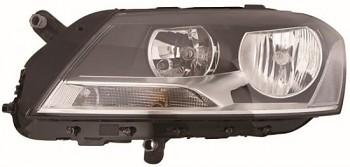 Světlo přední VW PASSAT B7 10-