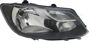 Světlo přední VW TOURAN 1T3 10- H4