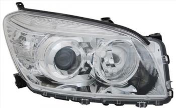 Světlo přední TOYOTA RAV4 XA30 06-09