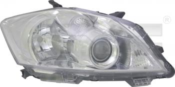 Světlo přední TOYOTA AURIS E15 10-