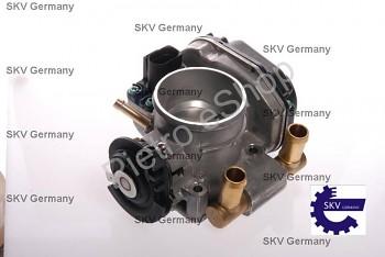 Škrticí klapka AUDI A4 A6 VW PASSAT 1.6 058133063H