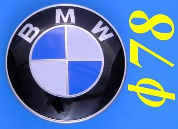 BMW znak logo 78mm