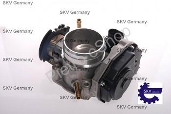 Škrticí klapka VW BORA GOLF IV POLO 1.6