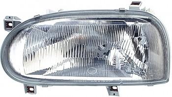 Světlo reflektor přední VW Golf III 3
