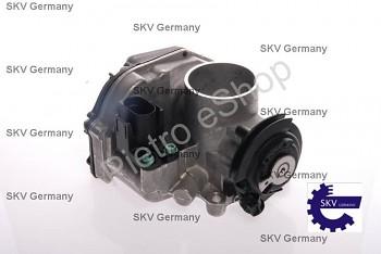 Škrticí klapka VW LUPO 1.4 POLO 1.4 036133064D