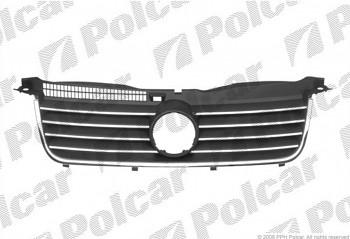 Přední maska VW Passat B5 00-05 - chrom
