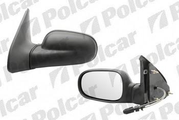Zpětné zrcátko RENAULT CLIO 94-98 manuální
