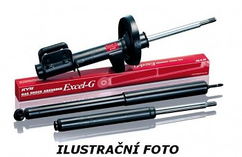 Tlumiče Tlumič pérování zadní AUDI 100, 200, 100 Avant, 200 Avant - KYB 441040
