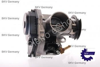 Škrtící klapka VW GOLF 3 III VENTO POLO 030133064D