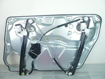 Stahovačka levá přední elektrická ŠKODA SUPERB panel