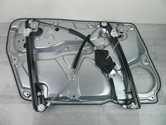 Stahovačka pravá přední elektrická ŠKODA SUPERB panel