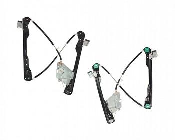 Stahovačka pravá přední elektrická FORD FOCUS 98-04 komfort
