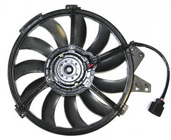 Ventilátor chladiče AUDI A2