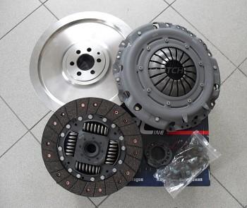 Spojka a setrvačník VW CADDY III GOLF V VI - kompletní
